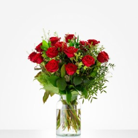 Red Roses bouq