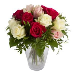 ורדים אלגנטים