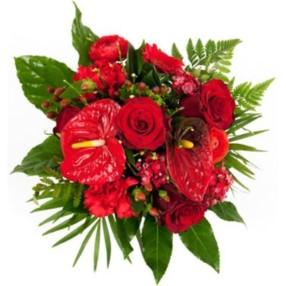 Romantic Red